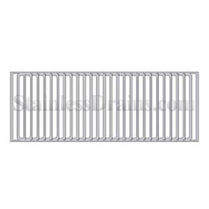 heavy duty bar grate for drains