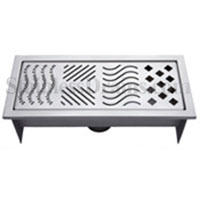 stainless steel trench drain grate