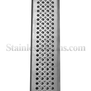Raised Dimple Perforated Grate