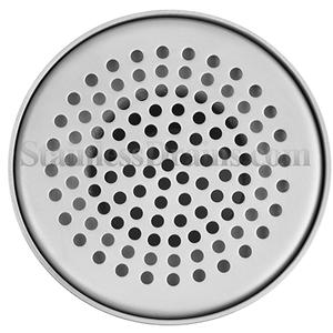 Round Perforated Grate