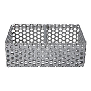 trench drain basket