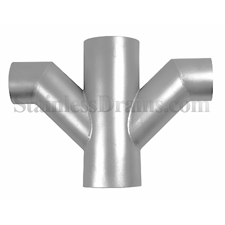stainless steel drainage fittings