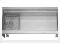 Commercial Stainless Steel Floor Drains | Stainless Drains
