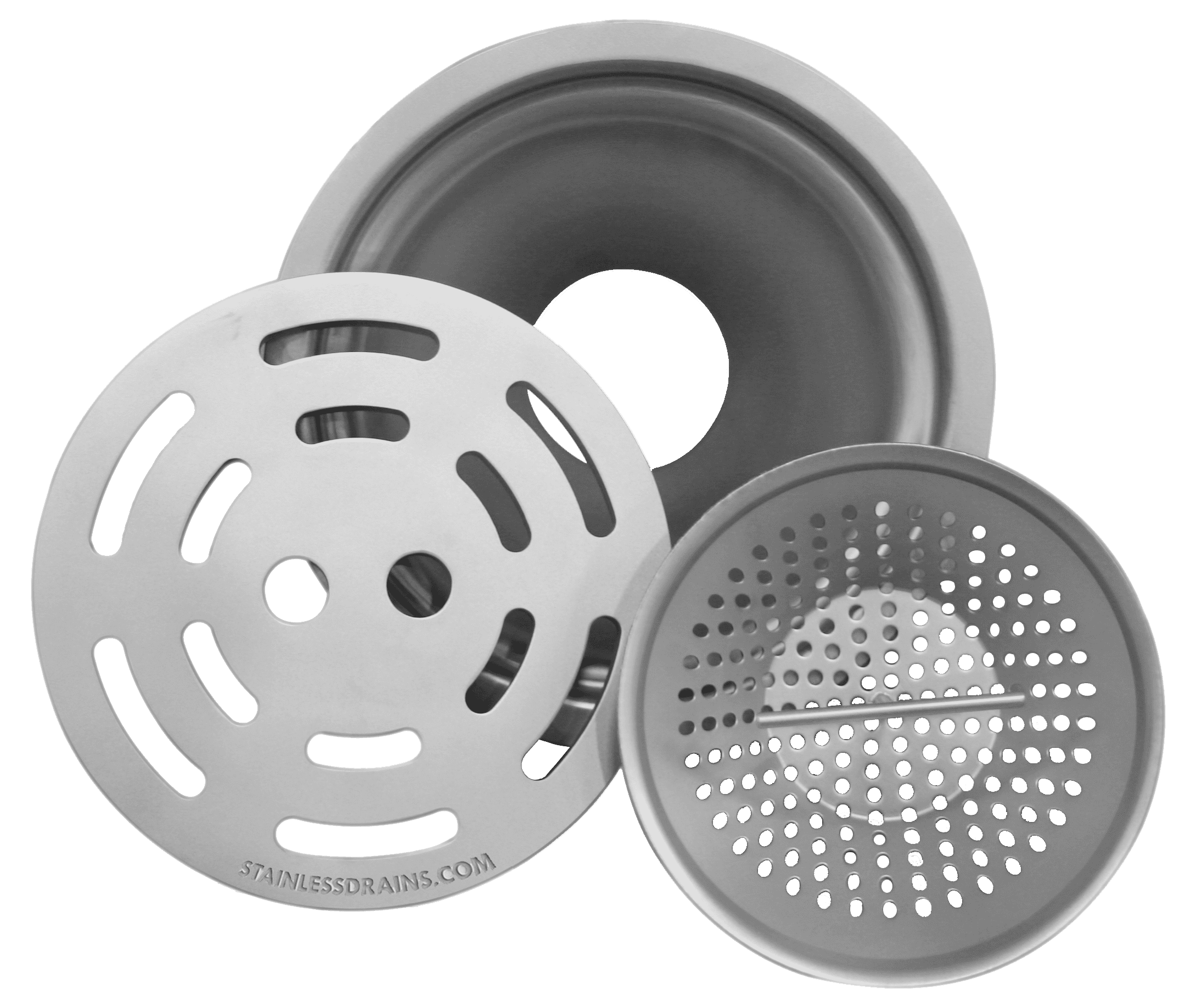 We've CRAFTED a solution: Sanitary Stainless Steel Drains